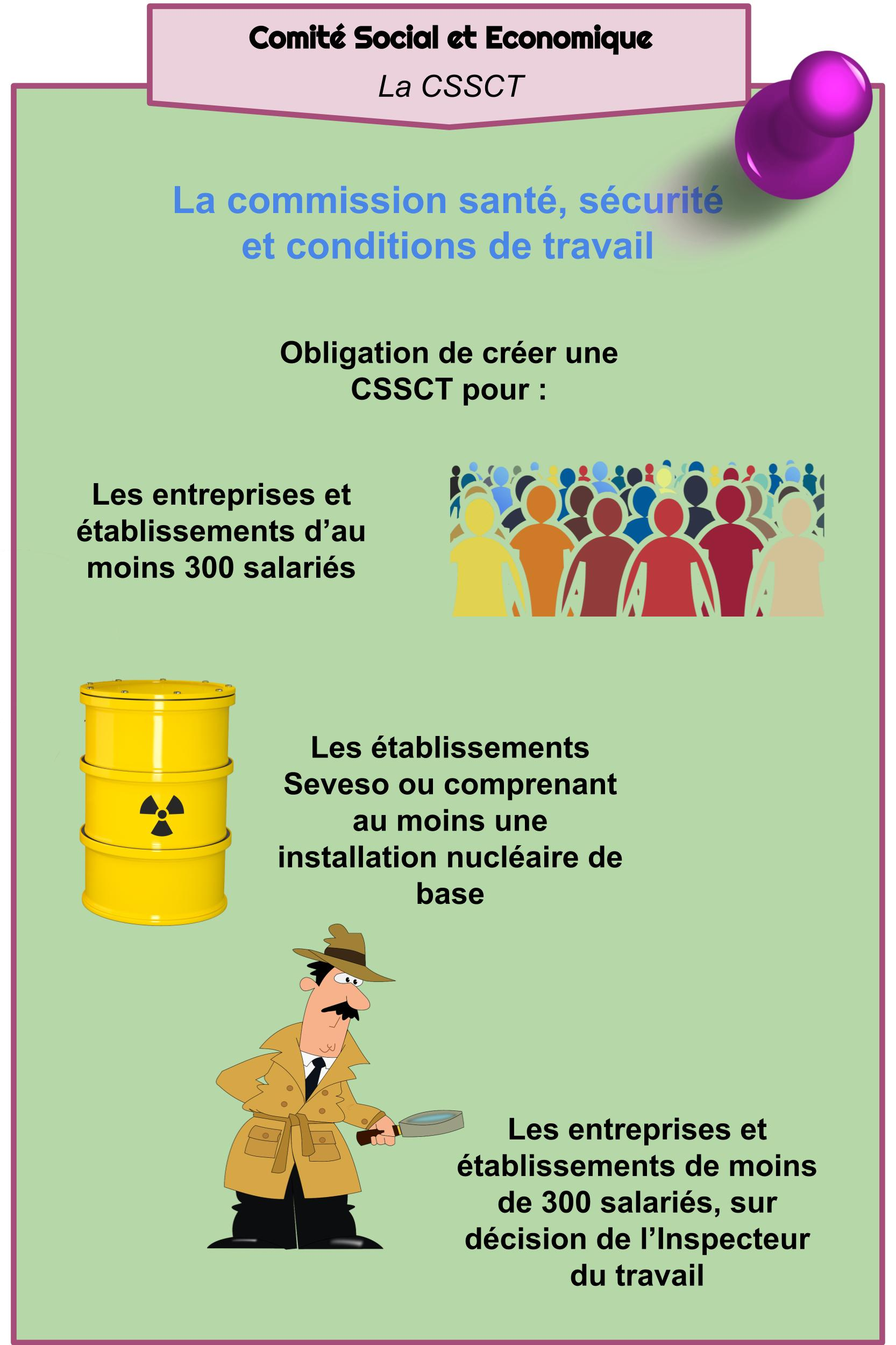 CSE -  La CSSCT