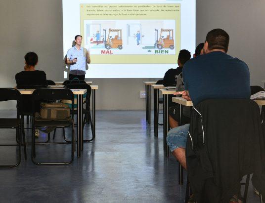 La formation professionnelle en entreprise en 2019